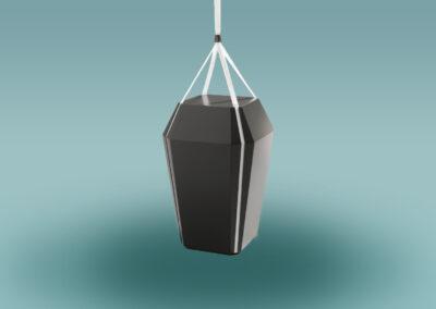 Diamant Matta Musta Koivu 699e