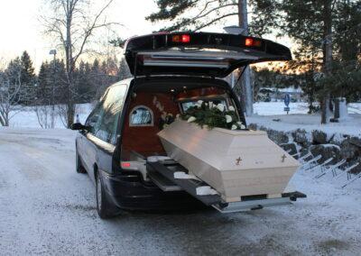 Volvo Nilsson Saattoajossa