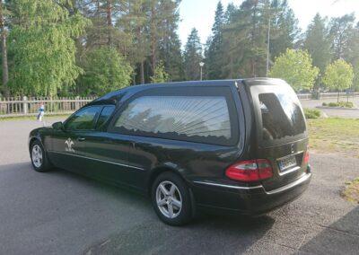 Mercedes Benz Pollmann Musta